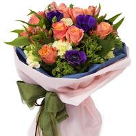 [플라워포유] 안녕내사랑 (RM_RBC2006) [꽃다발/결혼기념일/크리스마스/프로포즈/화이트데이/발렌타인데이]