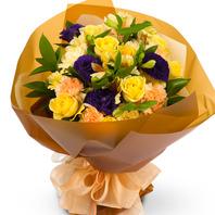 [플라워포유] 싱그러운 혼합꽃다발 (RM_RBC9003) [꽃다발/결혼기념일/크리스마스/프로포즈/화이트데이/발렌타인데이]