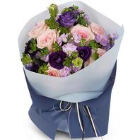 [플라워포유] 시크한사랑 (RM_RBC9069) (RM_RBC1016) [꽃다발/결혼기념일/크리스마스/프로포즈/화이트데이/발렌타인데이