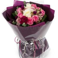 [플라워포유] 옴니아 (RM_RBC9070) [꽃다발/결혼기념일/크리스마스/프로포즈/화이트데이/발렌타인데이]