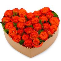 [플라워포유] 생각할수록 그립다 (RM_RCB1008) [꽃상자/결혼기념일/크리스마스/프로포즈/화이트데이/발렌타인데이/로즈데이/기념일/특별한날/생일선물]