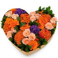 [플라워포유] 하트상자 82c (RM_RCB1022) [꽃상자/결혼기념일/크리스마스/프로포즈/화이트데이/발렌타인데이/로즈데이/기념일/특별한날/생일선물]