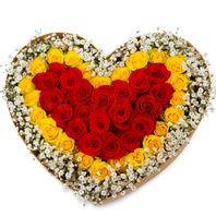 [플라워포유] 하트상자 (RM_RCB1026) [꽃상자/결혼기념일/크리스마스/프로포즈/화이트데이/발렌타인데이/로즈데이/기념일/특별한날/생일선물]