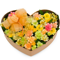 [플라워포유] 하트상자 92c (RM_RCB1029) [꽃상자/결혼기념일/크리스마스/프로포즈/화이트데이/발렌타인데이/로즈데이/기념일/특별한날/생일선물]