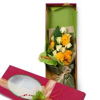 [플라워포유] 오늘도 너에게 (RM_RCB2005) [꽃상자/결혼기념일/크리스마스/프로포즈/화이트데이/발렌타인데이/로즈데이/기념일/특별한날/생일선물]