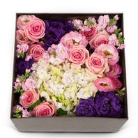 [플라워포유] 네모의 꿈 (RM_RCB3017) [꽃상자/결혼기념일/크리스마스/프로포즈/화이트데이/발렌타인데이/로즈데이/기념일/특별한날/생일선물]